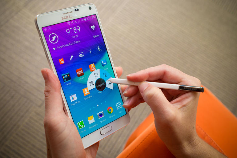 Samsung Galaxy Note 4 An Amazing Gadget