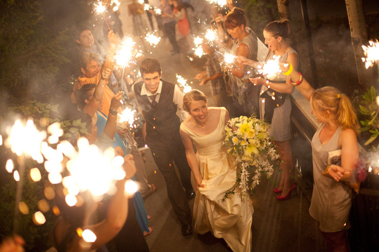 5 Ways To Make Your Wedding Sparkle!