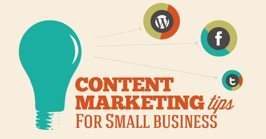 Why Small Businesses Should Invest More In Content Marketing?