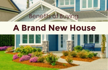 Benefits Of Buying A Brand New House