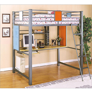 Capitalize On Faltering Advantages Of Full Size Loft Bed