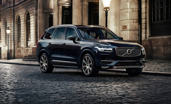 The Volvo XC90: Review