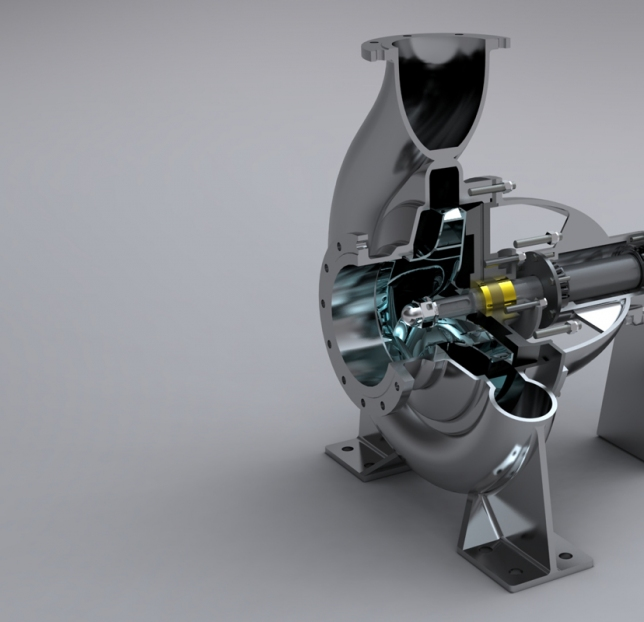 Centrifugal Pumps A Subordinate Form Of Turbo Machinery A Prime Mover