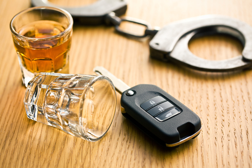 Infographic: DUI In America