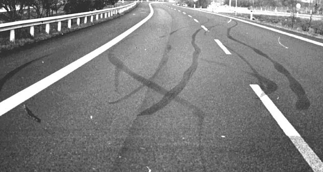 The Use of Tire Tracks To Help In Police Investigations