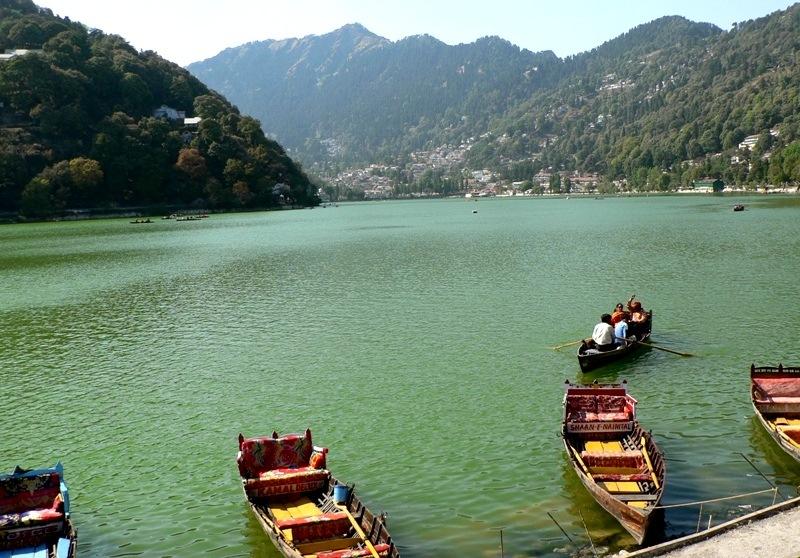 Touring Through The Best Spots Near Nainital