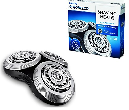 How To Replace The Shaver Heads Of A Philips Norelco Electric Shaver