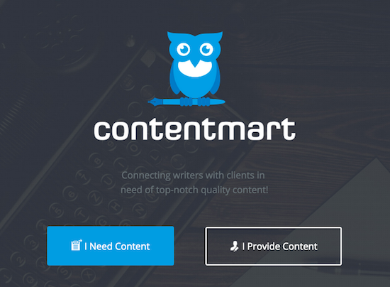 Contentmart - Use It To Put An End To All Your Content Related Woes