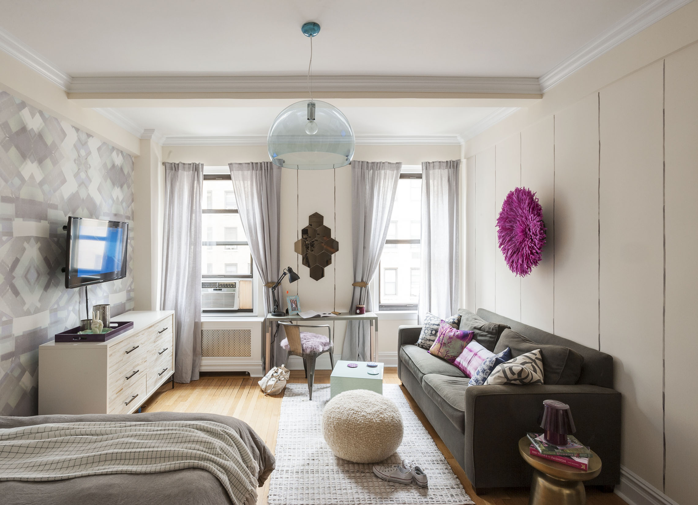 10 Tips To Maximize Space In Small Apartments