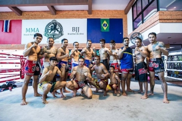 The Classic Of Muay Thai Training Course In Thailand