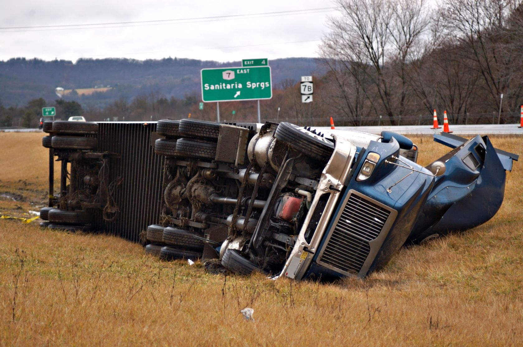 A Trucking Accident Attorney Can Help An Accident Victim To Get Compensation