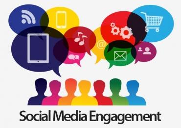 Social Media Engagements