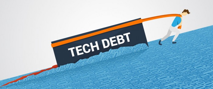 Find A Way To Pay Off Technical Debts