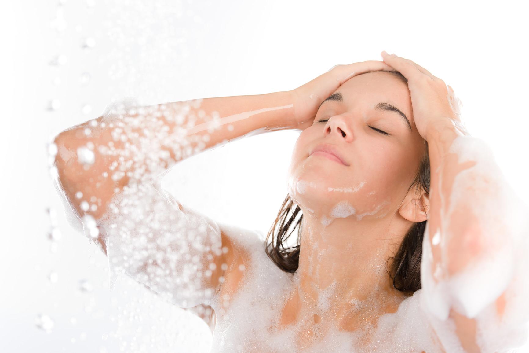 Sulfate free shampoos