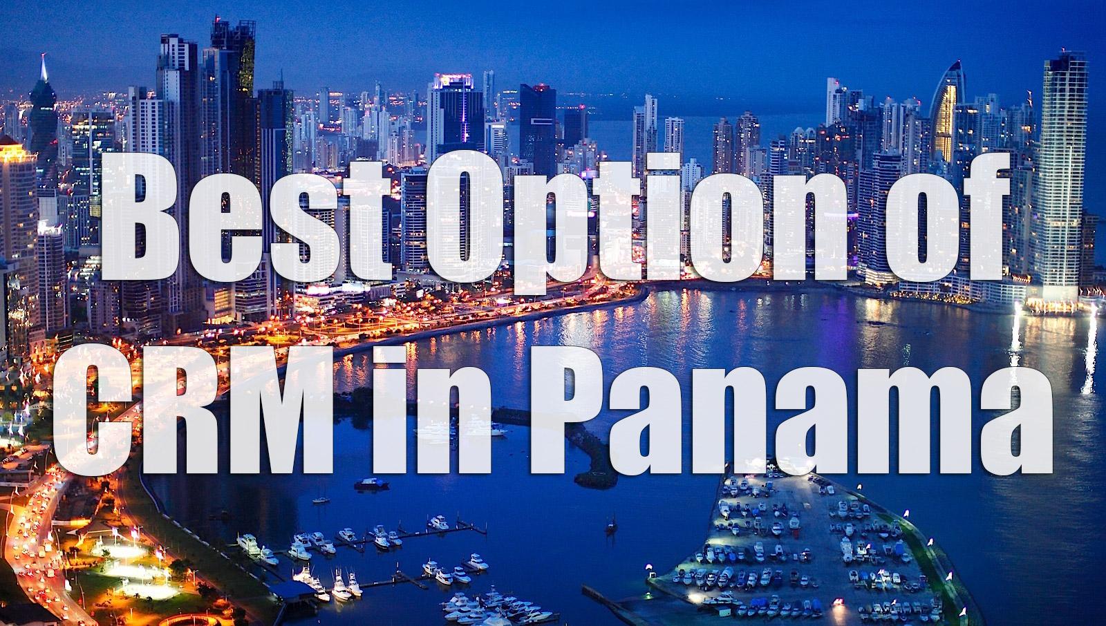 Panama CRM