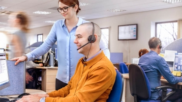 How To Cultivate The Best Work Environment For Your Contact Center Solution