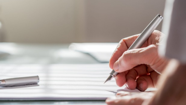 What Do You Need To Think About When You Are Writing A Will?