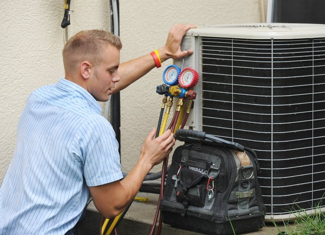 Heating and Cooling Repair for Your Home