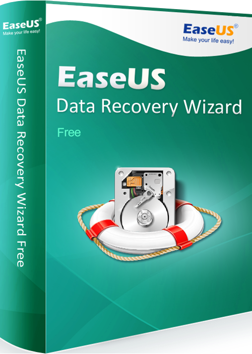 Data Recovery With EaseUS