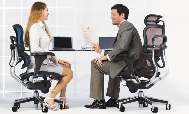 What Are The Characteristics Of A Good Office Chair?