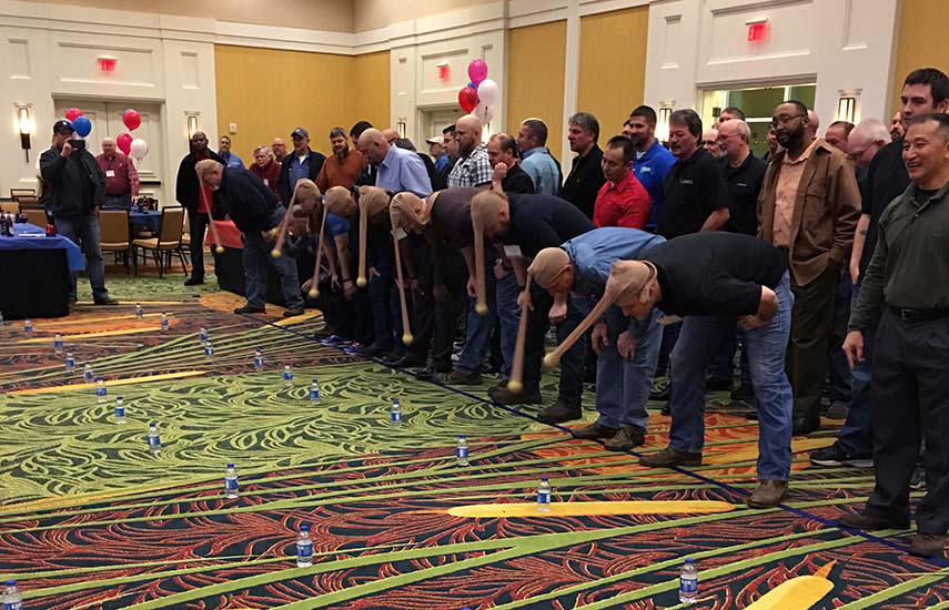 Why Indoor Team Building Events Are Significant For The Smooth Functioning Of Any Organization