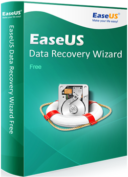Data Lost Is Now Data Recovered With EaseUS