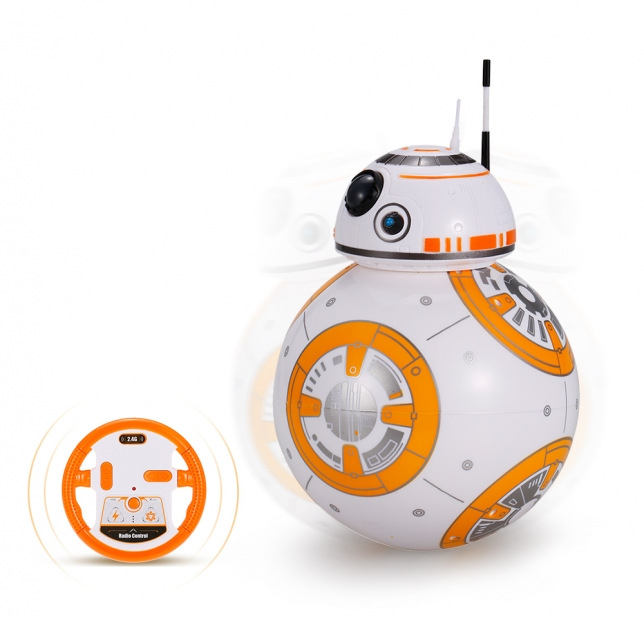 Star Wars Robot bb8 Review
