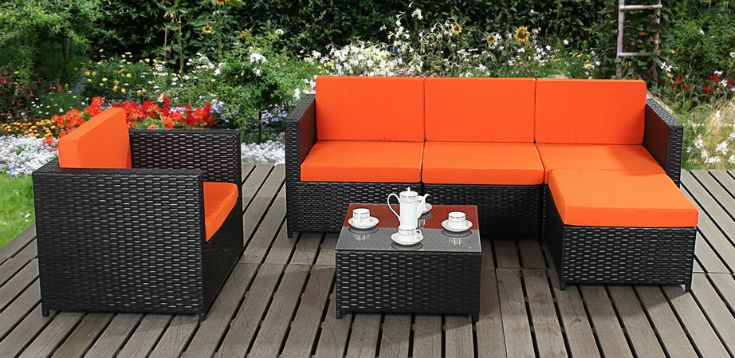 How To Choose Perfect Rattan Garden Furniture Set At Effective Price