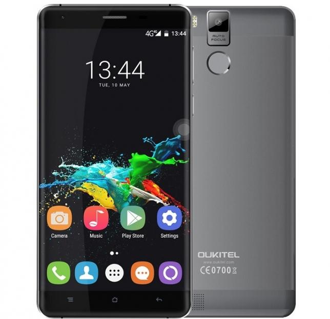 Oukitel k6000 Pro Smartphone Review