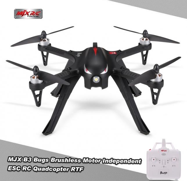 Quadcopter RC RTF Drone - MJX Bugs 3 Online Shopping