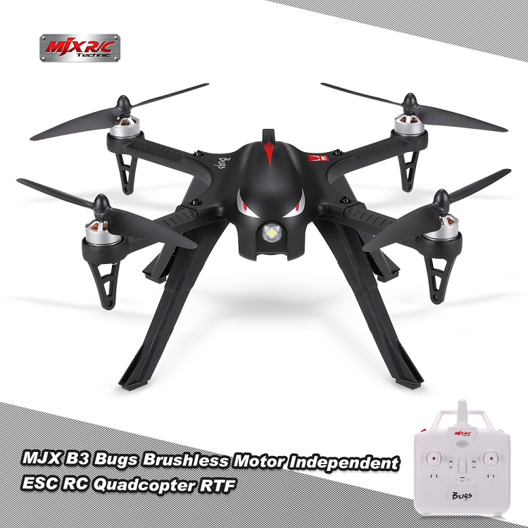 Quadcopter RC RTF Drone - MJX Bugs 3 Online Shopping