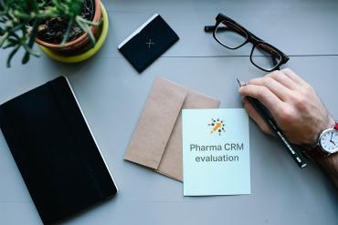 Pharma-CRM-evaluation