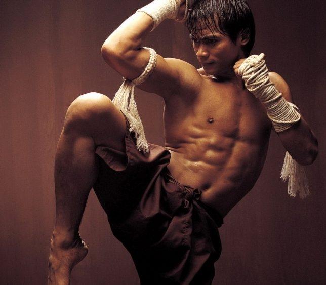 Everyone Can Try Muay Thai Program