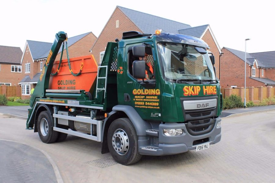 4 Advantages Of Opting For Skip Hire Services