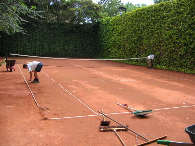 Tennis Court Contractors – Why You Should Find The Best