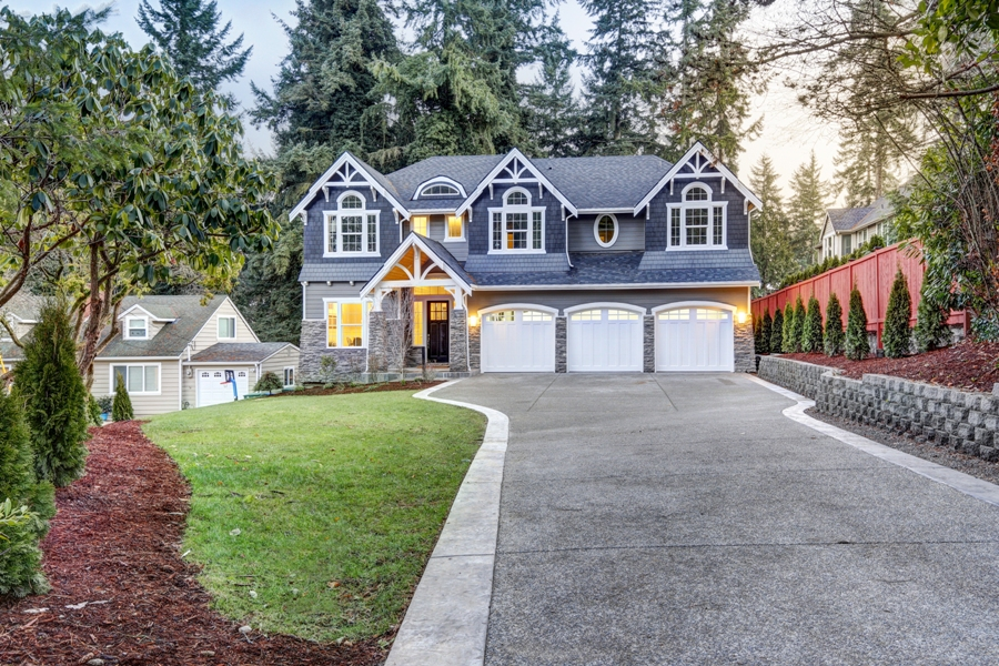 Driveways Makes Your Property Look Newer And Well-Maintained