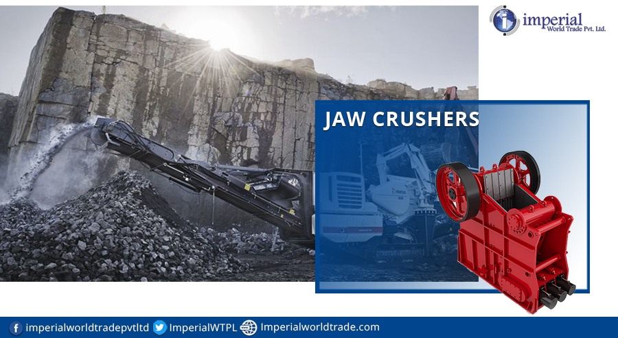 How Significant Is Using Jaw Crushers For Heavy Works?