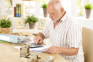Making Financial Arrangements For Elderly People
