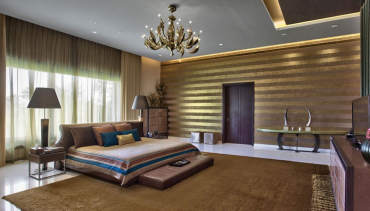 Make Your Bedroom Filled With Cosiness