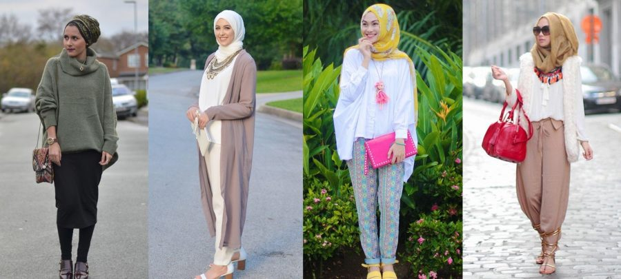 Modesty and Fashion Can Go Parallel