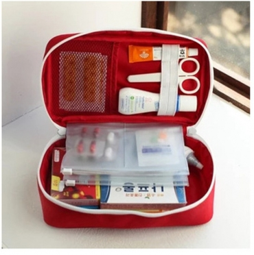Your Portable Medical Kit - Have These Basics