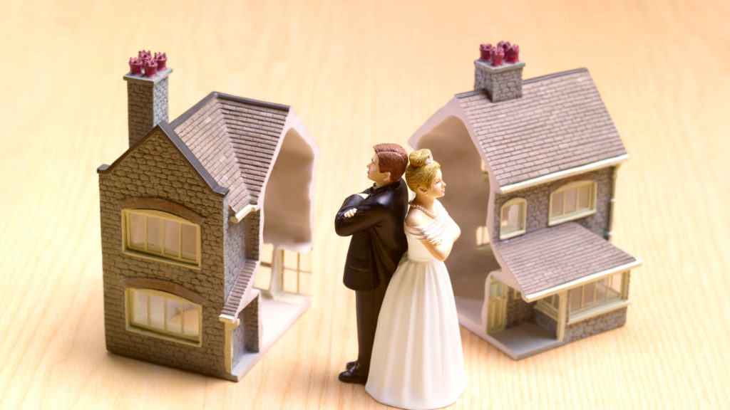 What Are The Different Types Of Divorce Laws Operated In Davie?