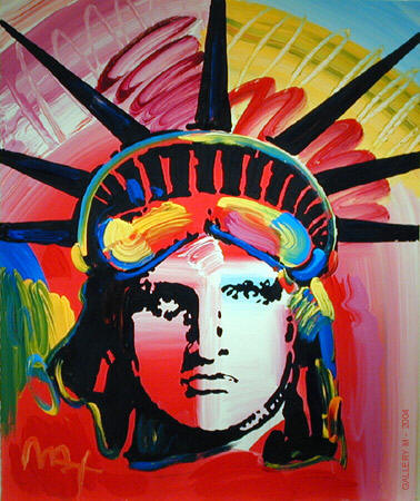 The Pop Art Culture With Peter Max