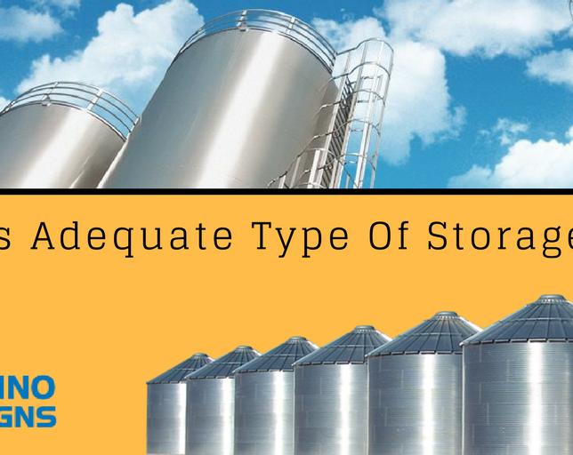 Various Adequate Type Of Storage Silos