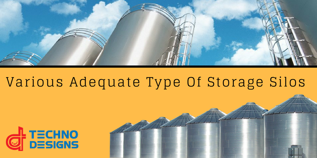 Various Adequate Type Of Storage Silos