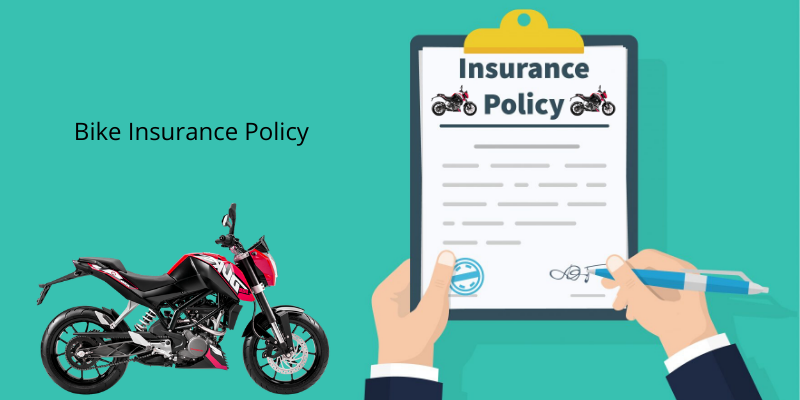bikes insurance policy