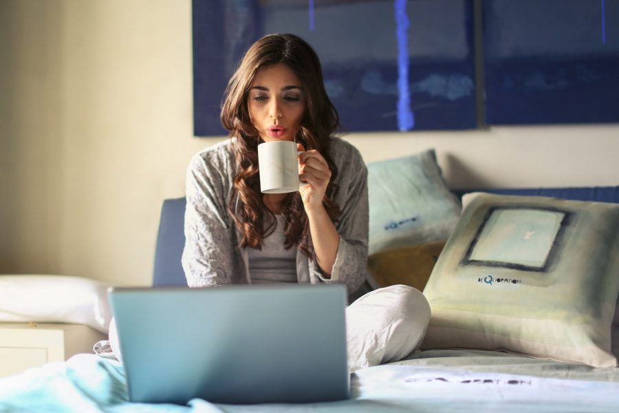 How to Stay Healthy and Happy While Working from Home